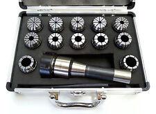 ER32 Collet Set - 12-Pieza R8 Métrico
