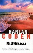 Mistyfikacja, Harlan Coben,  polish book