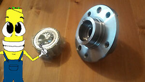 Saturn L100 L200 LW200 Front Wheel Hub And Bearing Kit Assembly 2001-2003