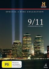 9/11 (DVD, 2010, 4-Disc Set) - Region 4