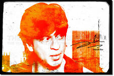 SHAHRUKH KHAN ART PRINT PHOTO POSTER GIFT SHAH RUKH KHAN SRK