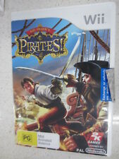 Sid Meiers Pirates Wii