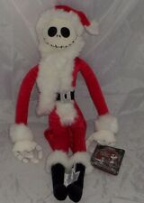 Disney Sandy Claws Jack Skellington Santa Blanda Juguete Navidad 54 Nightmare Before
