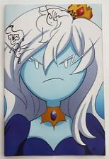 SIGNED +SKETCH Natasha Allegri Adventure Time With Fionna & Cake Limited Edition