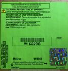 Genuine OEM Whirlpool Washer Electronic Control Board W11322903 New In Box photo