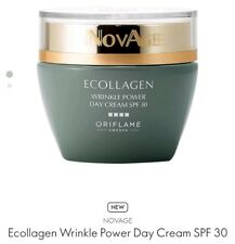 Oriflame Novage Ecollagen Wrinkle Power Day Cream SPF 30