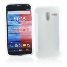 Housses et coques anti-chocs transparents Motorola Moto X pour téléphone mobile et assistant personnel (PDA)
