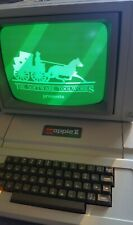 RARE Vintage Apple II PLUS II+ Computer - Clean, tested and working!