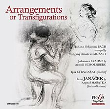 Wilhelm Kempff - Arrangements or Transfigurations [CD]