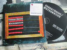Cherry Ghost ‎– Mathematics Label: Heavenly ‎– HVN 167CDRP UK Promo CD Single