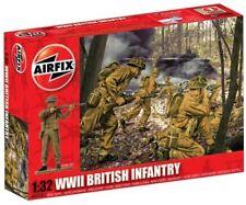 Petits soldats britanniques Airfix, echelle 1:32 (60mm)