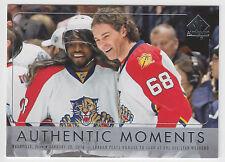 P.K. SUBBAN 2016-17 Upper Deck SP Authentic Authentic Moments #109 Canadiens