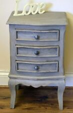 French Country Over 70cm Height Bedside Tables & Cabinets