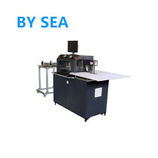 BY SEA Ving Multifunction Automatic CNC Metal Channel Letter Bending Machine