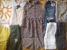 NICE BRANDS 100% NEXT 14x BUNDLE GIRL CLOTHES 4/5 YRS 5/6 YRS (3