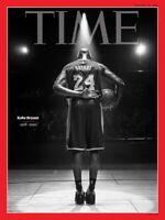 TIME MAGAZINE-Feb 10, 2020-KOBE BRYANT (1978-2020)-Final Bow On Court-Brand New