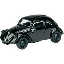 Véhicules miniatures noirs Schüco VW