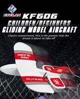 RC Planeador Avión Incorporado Gyro RTF KF606 2.4Ghz 2CH Epp Mini Interior