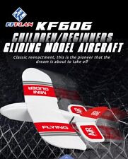 RC Glider Airplane Built-in Gyro RTF KF606 2.4Ghz 2CH EPP Mini Indoor Outdoor
