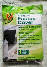 NEW Duck Brand Insulated Soft Flexible Faucet Cover Easy To Install 7.5