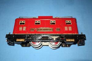 Lionel #251 Prewar O Gauge Electric Locomotive. Runs well.