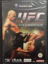 Nintendo GameCube Cube WII UFC: Throwdown  NUOVO FACTORY SEALED