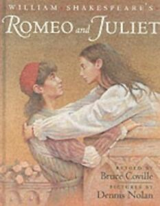 William Shakespeare's Romeo and Juliet (The Shakes... by Coville, Bruce Hardback