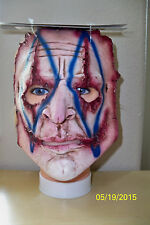 ADULT SERIAL KILLER 04 CREEPY SCARY CRAZY INSANE LATEX FACE MASK COSTUME TB26044
