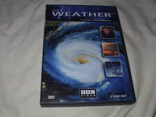 The Weather (2003) DVD's 2-Discs BBC Donal MacIntyre Wind Wet Cold Heat Climate