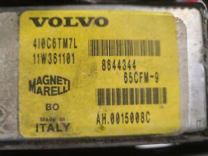01 02 VOLVO S60 V70 NON-TURBO Throttle Body ETM /8644344