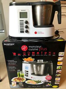 NEU Kochautomat mit Mixfunktion 5 Automatikprogramme SilverCrest Cook ´n´ Mix