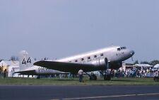 Original 35mm Aircraft slide Douglas DC-2 #43