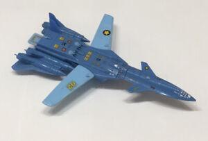 Kenner Mega Force V-Rocs Stratofortress Plane 1989 Incomplete