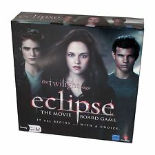 THE TWILIGHT SAGA - ECLIPSE - MOVIE BOARD GAME