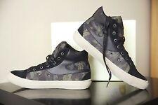 Diesel Kwaartzz Men Camouflage/ Black Shoes Size UK 11 EUR 45