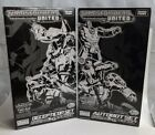 Takara Transformers United E-hobby Decepticon And Autobot Set Generations MISB For Sale