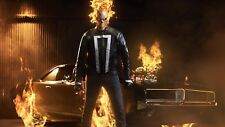 Ghost Rider Poster Length :800 mm Height: 500 mm SKU: 4146