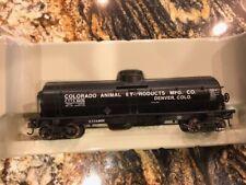 Athearn RTR HO #73174 Colorado Animal Products 42' Tank Car CTTX #8435 NIB