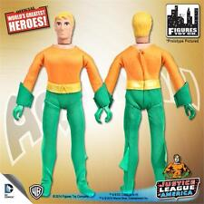 Justice League Of America; Aquaman; 8 Inch Action Figure New In Polybag Jla