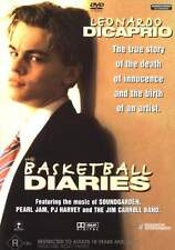 THE BASKETBALL DIARIES - Leonardo DiCaprio / Biography Crime Movie - R18+ DVD