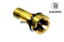 Entrada Original Juguete KJ funciona Airsoft válvulas para KJ KP-09 Cz75 GBB Revista De Gas
