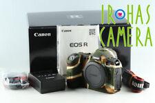 Canon EOS R Mirrorless Digital Camera With Box #30207 L4