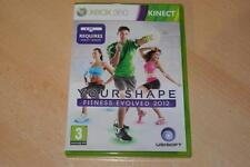 Your Shape Fitness Evolved 2012 Xbox 360 Kinect UK PAL (G)