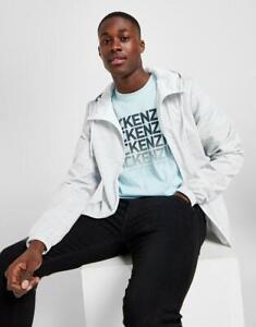 New McKenzie Men's Essential Full Zip Windbreaker Jacket