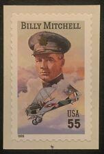 1999 Scott #3330 - 55¢ - BILLY MITCHELL - Aviator - Single Stamp - Mint NH