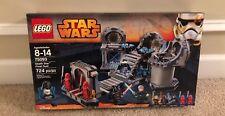 LEGO Star Wars - Rare -  75093 Death Star Final Duel - New & Sealed