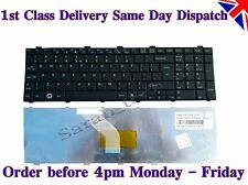 NUOVO Fujitsu Lifebook ah530 ah531 TASTIERA LAPTOP UK mp-09r76003d cp513253-01
