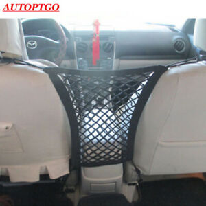 30*25 CM Car Seat Back Storage Mesh Net Bag Luggage Storage Bags Holder Pocket