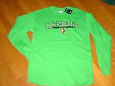 MARSHALL University  THUNDERING HERD  long sleeve T-Shirt NEW  XXLarge  XXL  2XL