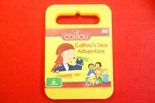 Caillou's Sea Adventure - DVD - Fast Postage !!